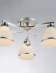 #(60W) Unterputz ,  Zeitgenössisch Andere Feature for LED Metall Esszimmer / Studierzimmer/Büro / Korridor