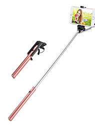 Ultramini Extendable Fole Compatible Stable Wireless  Selfie Stick  for Andriod/Ios