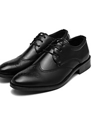 Мужская обувь - Повседневная Низкий каблук - 0-3см