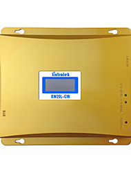 Dual Band GSM 3G Signal Repeater 900mhz 2100mhz WCDMA Signal Amplifier 3G Cell Phone Booster UMTS LCD Display