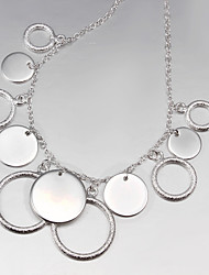 New Design Party/Work/Casual Silver Plated Statement Elegant Jewelry