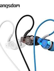 Langsdom SP80 Sport Earphone In-Ear Earbuds Noise Isolating Headphone with Mic
