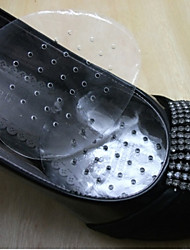 Fashion Soft Clear Forefoot Insoles & Inserts One Pair