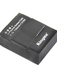 KINGMA AHDBT-302 1180mAh Li-polymer Battery for GoPro3 / GoPro3+ and AHDBT-201/301 - Black
