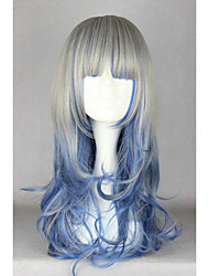 Best Quality Perucas Cosplay Cheap and Best Quality Synthetic Cosplay Wig