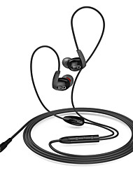 BYZ K6  Music Headset With Wire Toneable Mobile Phone Headset