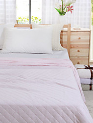 King Pink Summer Quilts Soft Bedding 100% Cotton