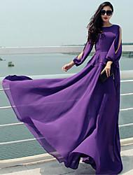 Vestidos ( Gasa )- Casual Mujer