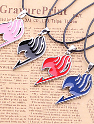Cool Women Fashion Jewelry Vintage Casual Alloy FAIRY TAIL Pendant Necklace