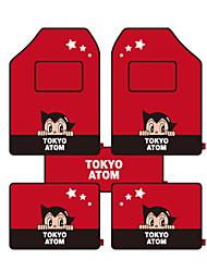 Astro Boy Vehicle Environmental Ground Mat,Waterproof,Non-Slip Mat