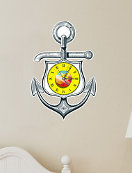3D The Anchor Wall Stickers Wall Decals