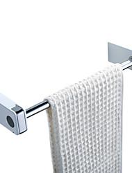 CRW  35 CM Contemporary Chrome Wall Mounted Towel Bars