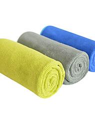 """sinland polyvalents serviettes de sport microfibre de Voyage à séchage rapide 350gsm couleurs assorties 3-pack 13 """"x29"""""""