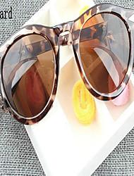 mujeres 's 100% UV400 Rechteck Sonnenbrillen