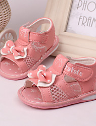 Baby Shoes Outdoor/Dress/Casual Sandals Yellow/Pink/Red/Coral