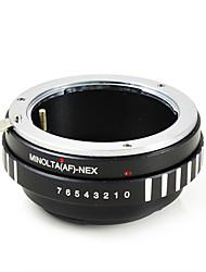 mengs® Minolta (AF) -nex крепление объектива переходное кольцо для Minolta AF линзы Sony E крепление NEX-3 NEX-5 корпус камеры