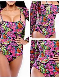 MIZO Women's Sexy Suspenders Bikini Swimwear