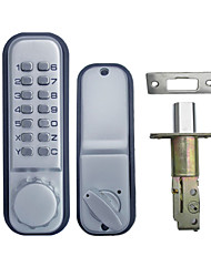 All Weather Deadbolt Mechanial Digital Entrance Door Lock