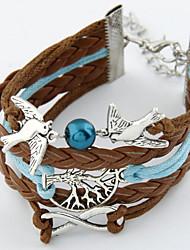 Damen Armbänder Charme Alluminium