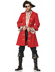 Costumes - Pirate - Masculin - Halloween/Carnaval - Manteau