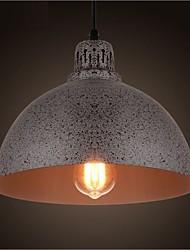 Vintage Metal Dot Pendant Light with One Light