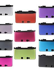 Aluminum & Plastic Hard Skin Case Cover Shell Protector For Nintendo 3DS XL/LL