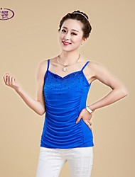 Women's Cute  Sleeveless Regular Vest