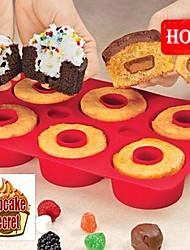queque do cozimento do silicone segredo molde muffin de antiaderente fabricante pan filhós