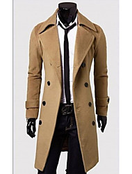 Tay-lor Men's Casual Long Sleeve Coats & Jackets