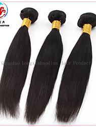 3 faisceaux grade 6a style chaud Vente en gros prix 100% remy vierge non traitée couleur naturelle des cheveux tissage chinois