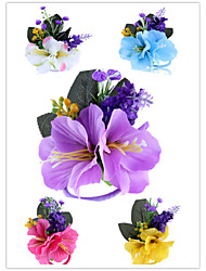 Nice Lace Fabric Free-form Flower Boutonniere for The Best Man(Assorted Color)