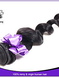 7A Malaysia Virgin Hair Malaysian Loose Wave 1pcs Lot malaysian hair top quality Loose Wave Human Hair Weave