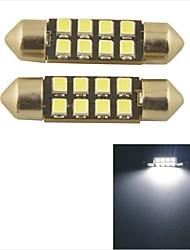 Spia del cruscotto/Luce dell'abitacolo/Luce della targa - Auto - LED - Faretto - 6000K