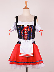 Cosplay Costumes/Party Costumes Beautiful Oktoberfest Female Maid Uniforms