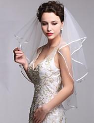 Wedding Veil Two-tier Elbow Veils