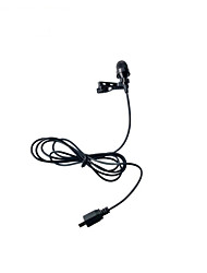 Accessoires GoPro Microphone PourGopro Hero 1 / Gopro Hero 2 / Gopro Hero 3 / Gopro Hero 3+ / Gopro Hero 5 / Gopro 3/2/1 / Sports DV /