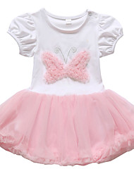 Baby's  skirt  Ball Gown Tutu Skirt  with Short   Infant's Dresses with Short