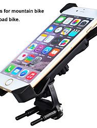 montanha bicicleta telefone berço montar titular para 3-7 '' telefone esperto PB02-b