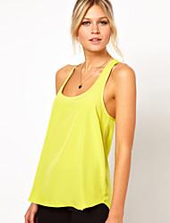 Women's Sexy Beach Casual Strap Halter Vest Tank Top