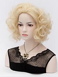 в том же стиле, как Мэрилин Монро короткие волосы парики волос волн синтетические волосы парики