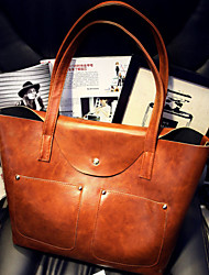 Handcee® Most Popular Woman PU Big Bag