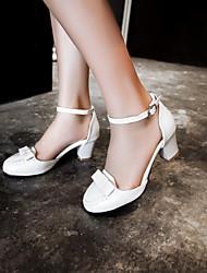 Women's Shoes Stiletto Heel Gladiator Sandals Office & Career/Dress Blue/Pink/White