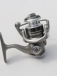 YONGCHANG Brand Gear Ratio 5.1:1 Ice Fishing Mini Reel QQ150 6BB  Line Capacity MM/M 0.2-125 0.23-95 0.25-80