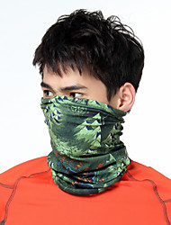 Outdoor Sports Riding  Magic Map Scarf Collar Men or Women Hat Mask Hair Band Medog On Foot
