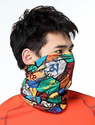 Outdoor Sports Riding  Magic Map Scarf Collar Men or Women Hat Mask Hair Band Qinghai Tibet line