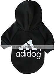 Stylish adidog Pattern Hoodies for Pets Dogs(Assorted Sizes)