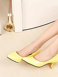 Women's Shoes  Low Heel Heels/Platform/Pointed Toe/Closed Toe Pumps/Heels Casual