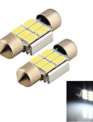 Для автомобиля - LED - Подсветка приборной доски/Подсветка для чтения ( 6000K Точечное освещение )