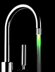 green kitchen sink LED Wasserhahn Wasserhahn Düse
