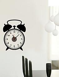 DIY 3D Cartoon Phone Wall Clock